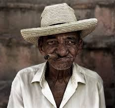 Portrait of cuban black woman smoking cigar - Pesquisa Google