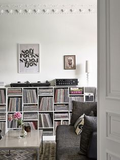 Scandinavian decor in grey shades | Daily Dream Decor