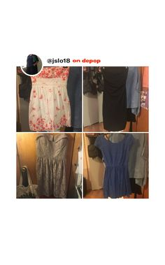 119384aa5386f4 Selling some dresses if anyone is interested!