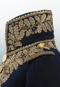 UNIFORME Generale di Brigata, DEL REGOLAMENTO DI DELL'ANNO prima vendemmiaio XII (24 settembre 1803), Primo Impero.