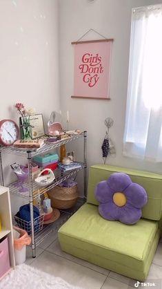 Indie Room Decor, Cute Room Decor, Aesthetic Room Decor, Room Ideas Bedroom, Bedroom Decor, Bedroom Inspo, Pastel Room, Pastel Decor, Cute Room Ideas