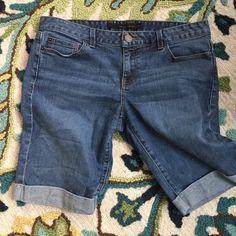 LAST WEEK FOR SHORTS  Very nice shorts - 10 inch inseam Calvin Klein Shorts Jean Shorts