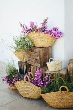 Los detalles florales