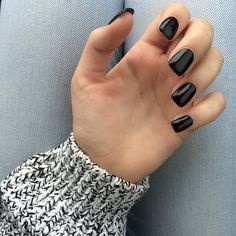 Nice 130+ Beautiful Black Acrylic Nails Design Ideas