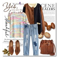 """""""Beautifulhalo 12"""" by mery66 ❤ liked on Polyvore featuring FOSSIL, women's clothing, women, female, woman, misses, juniors and beautifulhalo"""