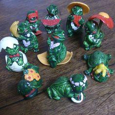 Tartarugas @Tartalegres #Tartalegres Coleção da #KinderOvo A melhor coleção que…