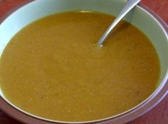 I love lentil soup, and often have a can of Heinz lentil soup for my lunch. Sadly on the Slimming World Extra Easy diet a can of soup equals 9 syns! As I have only 15 a day this would be a bit of a...