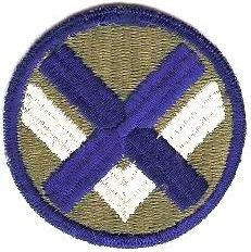 WorldMilitary - 15 Corps Patch. US Army