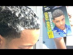 16 Best S Curl For Boys Men How To Images On Pinterest Curls S