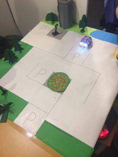 Det är så roligt och givande att gång på gång bli överraskad över pedagogers kreativitet med roboten Blue-Bot. På dagensNES, Nacka Education Summit, träffade jag pedagoger på Ektorps skolenhet som…