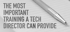 Training Tech Director | Sunday Magazine