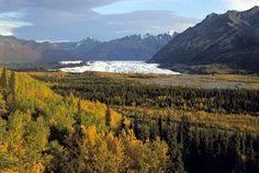 Matanuska Glacier #Alaska