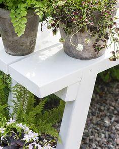 Garden Crafts, Diy Furniture, Planter Pots, Home And Garden, Backyard, Flowers, Plants, Inspiration, Bra Tips