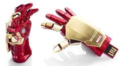 Iron Man Flash Drive