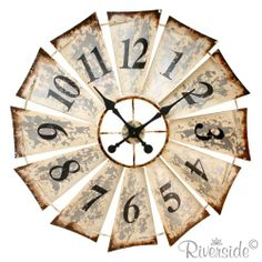 windmill clock - Yahoo Search Results