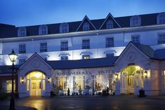 Take a look at The Dromhall Hotel's winter wedding offer Wedding Blog, Our Wedding, Wedding Venues, Ireland Wedding, Hotel S, Cover Photos, Night Time, Wedding Planning, Mansions