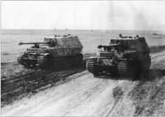 Panzerjäger Tiger(P) « Ferdinand »
