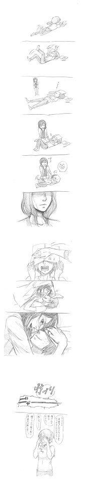「りんまきほか」/「こぶうし」の漫画 [pixiv] Rin x Maki (Love Live!)