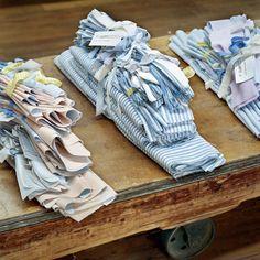 Inside the Technicolor World of America's Textile Mills