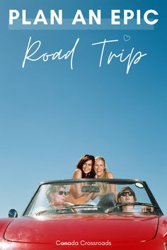 Canada Road Trips | Road trip tips | Planning a road trip Canada | Summer road trips Canada | Road trip essentials packing list | Road trips Toronto East Coast British Columbia Canadian Rockies and more #roadtrips #canada