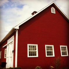 Experience wineries just a short drive from with tour providers such as Grape Escapes Nova Scotia Wine Tours. Travel Bugs, Beautiful Places To Visit, Wineries, Nova Scotia, Barns, The Neighbourhood, Canada, Tours, Street