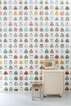iaiácasa: Robô na decoração