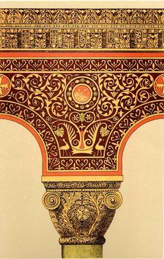 Из книги - Сборник Византийских и Древнерусских орнаментов