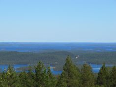 Inarinjärvi <3 Homeland, Finland, Mountains, Nature, Travel, Naturaleza, Trips, Viajes, Traveling