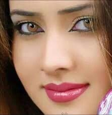 saturday - whatever it takes - Hermosa Most Beautiful Faces, Stunning Eyes, Beautiful Lips, Gorgeous Eyes, Pretty Eyes, Beautiful Hijab, Beautiful Girl Photo, Beautiful Girl Indian, Most Beautiful Indian Actress