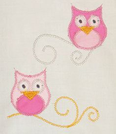 Small Owl Machine Embroidery Designs   Embroidery Designs - Owls