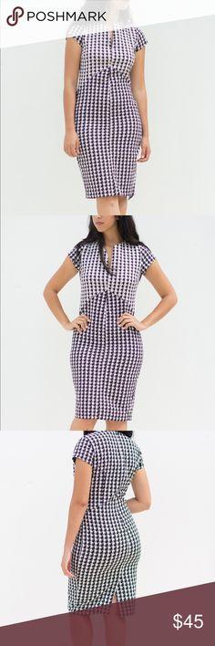 Pencil b&w Elegance Will make your body look wonderful and elegant. Zara Dresses