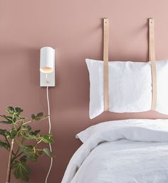 Searching For DIY Headboard Ideas? There are so many affordable means to produce an unique one-of-a-kind headboard. We share a few dazzling DIY headboard ideas, to motivate you to design your room chic or rustic, whichever you prefer. Black Interior Design, Interior Design Living Room, Design Bedroom, Home Bedroom, Bedroom Decor, Bedroom Lighting, Bedroom Ideas, Bedroom Chandeliers, Modern Bedroom