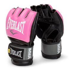 Everlast Pink Women's Pro Style Grappling Training Glove