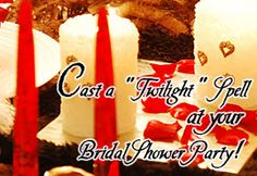 """Cast a """"Twilight"""" Spell at Your Bridal Shower Party!"""