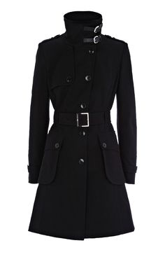 Replica Cheap Designer Clothing Coats Black Fashion Coach