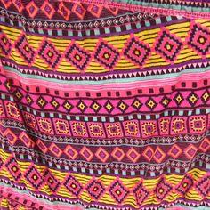 Aztec-y pattern