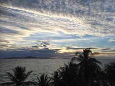 Great view of pattaya เห็นเกาะล้านเต็มๆ