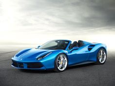 #PriceFerrari2015 & Availability Lighter Roof for New #BlueFerrari #newferrari #ferrari488 #ferrarispider #ferraricars2016 #supercars #sexycars #convertiblecars #bluecars #coupeluxury #giftsformen #awesomecars #speedycars #fastcars http://luxuryvolt.com/2015/08/ferrari-488-spider-in-electric-blue-an-affordable-price/