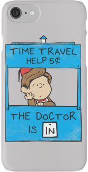 The Doctor Is In iPhone 7 Cases