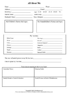 Donation Form  Ministry