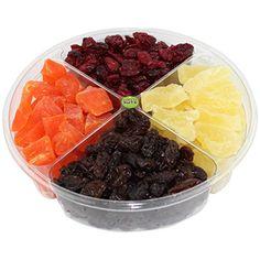 Variety Nuts by Custom Varietea  Assortment Includes: • Raisins • Papaya • Cranberries • Pineapple Chunk Variety Nuts by Custom Varietea always han...
