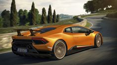 The Lamborghini Huracan is a fantastic supercar. But, like many great things, it can be made better — and that's what the engineers at Lamborghini have done with the new Huracan Performante.  The...