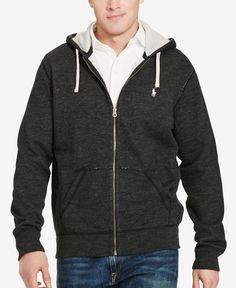 Polo Sport Men\u0027S Tech Fleece Hoodie, Green | Pinterest | Polo ralph lauren,  Fleece hoodie and Polos