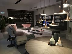 Milano, living room