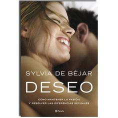 DESEO, de la autora de Tu sexo es tuyo. Sylvia de Béjar.
