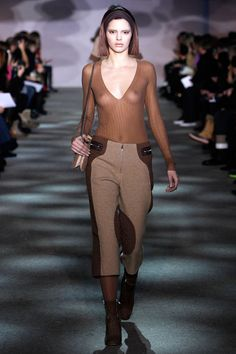First Marc Jacobs and Giles and now Givenchy! Kendal Jenner is on a Fashion Week roll