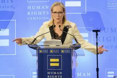 Meryl Streep: 'You Have No Choice' But to Resist Donald Trump
