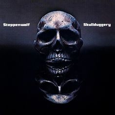 """Steppenwolf, Skullduggery*** (1976): It's been a while since I listened to any Steppenwolf, and though I like this album, I'm still wondering how they ever made it into the historical annals of rock and roll. I mean, other than the one stellar song, I just don't find anything really worthwhile about this band. Three stars is kind for this band, but """"Lip Service"""" was a pretty cool groove so I gave them the benefit of the doubt. (9/3/14)"""