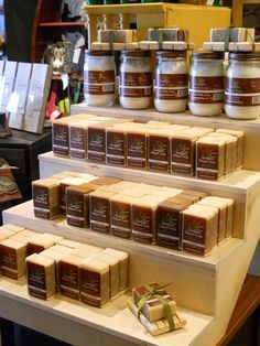 homemade products for retail - Google Search