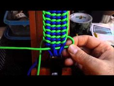 BACK TO BACK FEATHER BAR DBL WIDE DBL CENTRE STRAND - YouTube